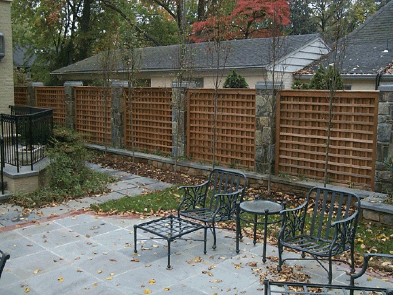 100 Backyard Privacy Without Fence Yard