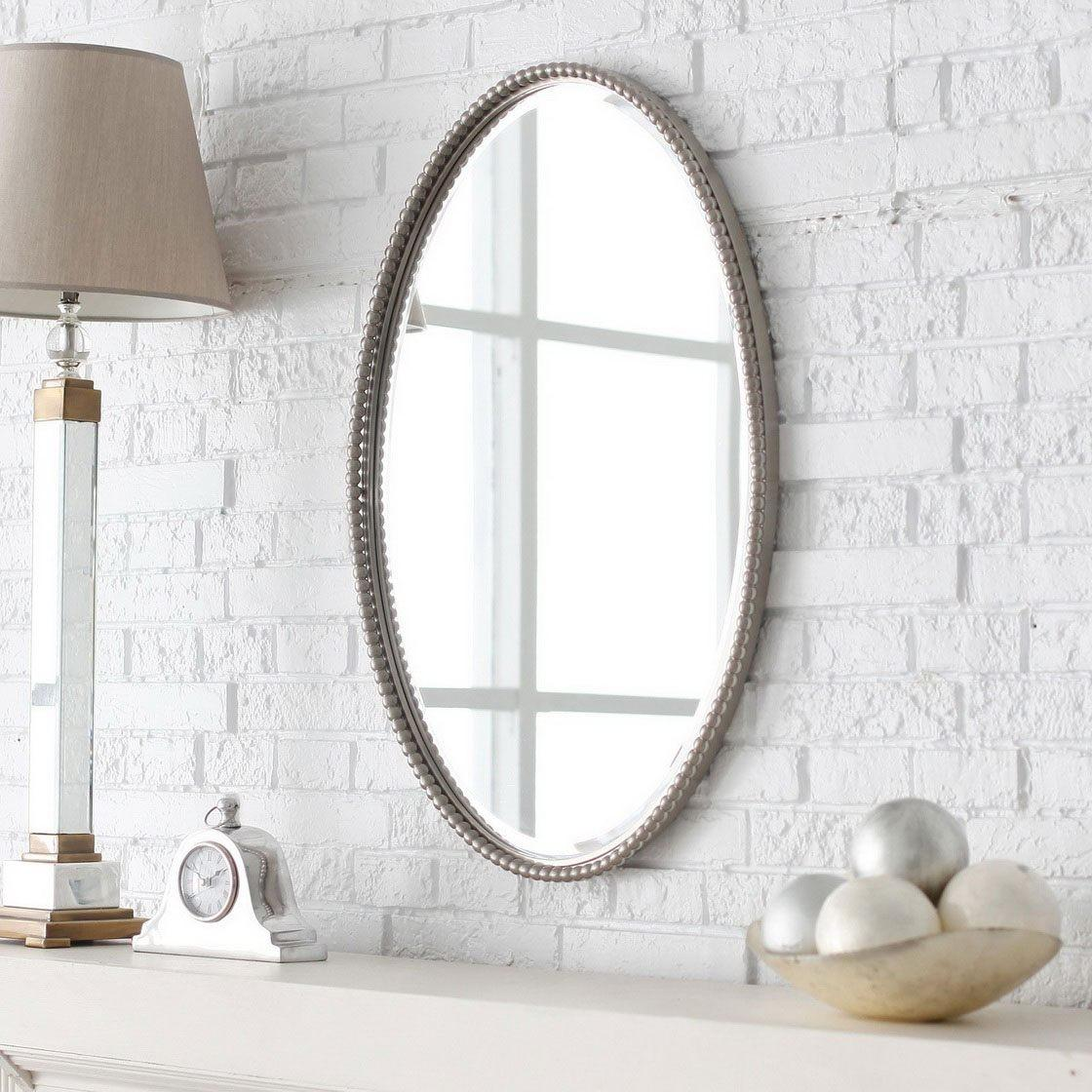 100 Bathroom Mirror Ideas Diy Thrifty Chic