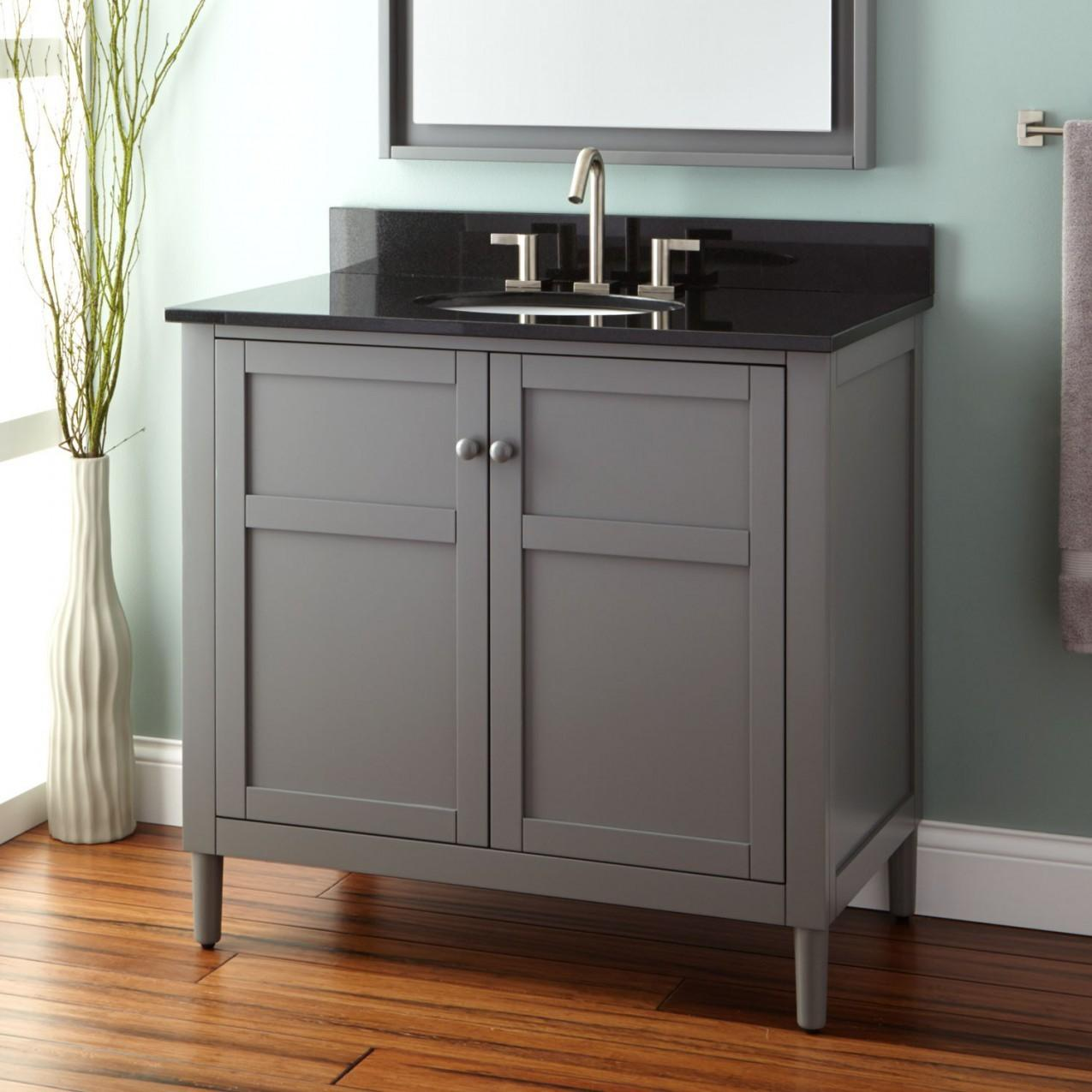 100 Bathroom Undermount Sinks Contemporary