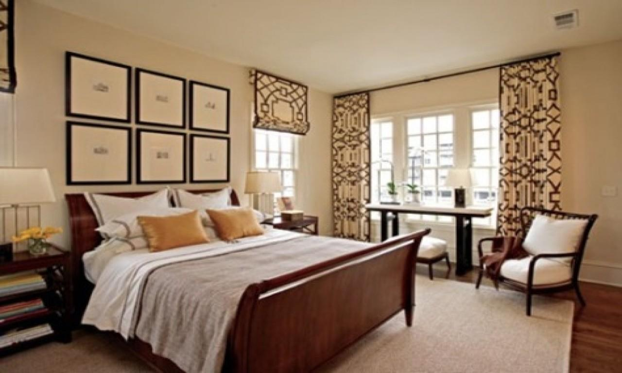 100 Bedroom Window Covering Ideas