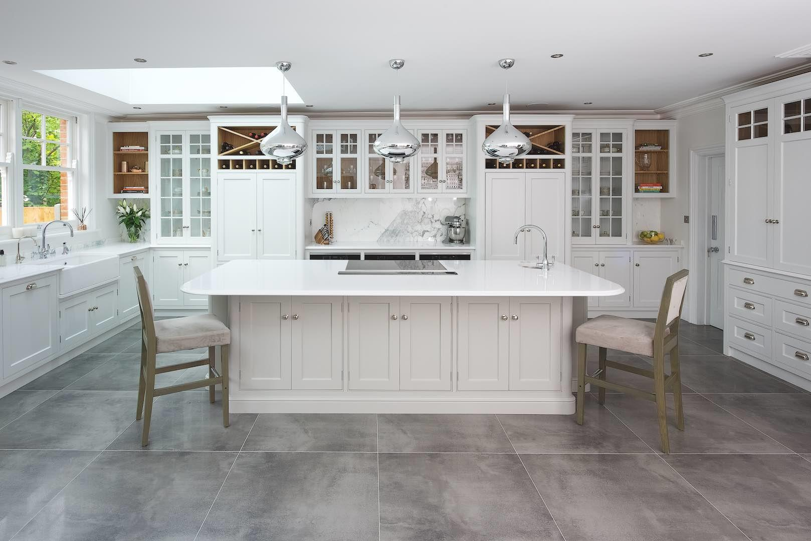 100 Bespoke Designer Kitchens 252 Best