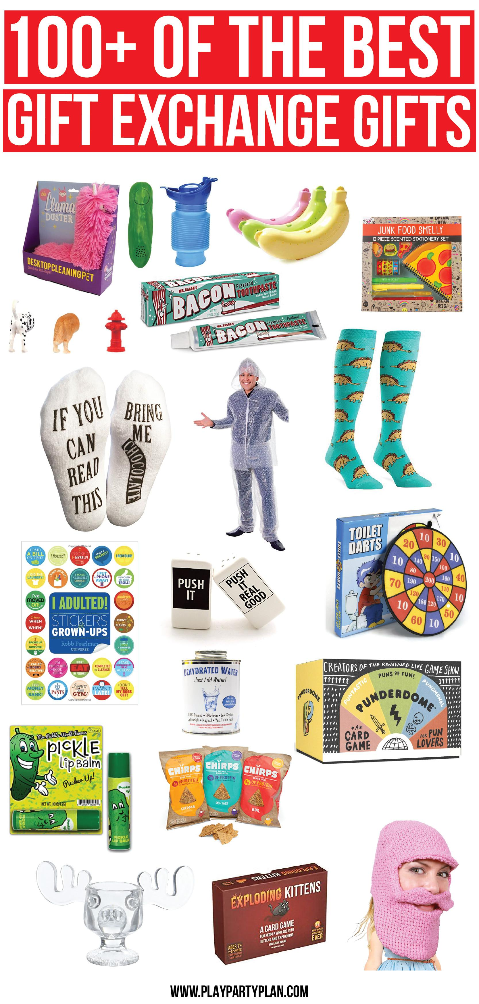 100 Best White Elephant Gifts Other Gift Ideas