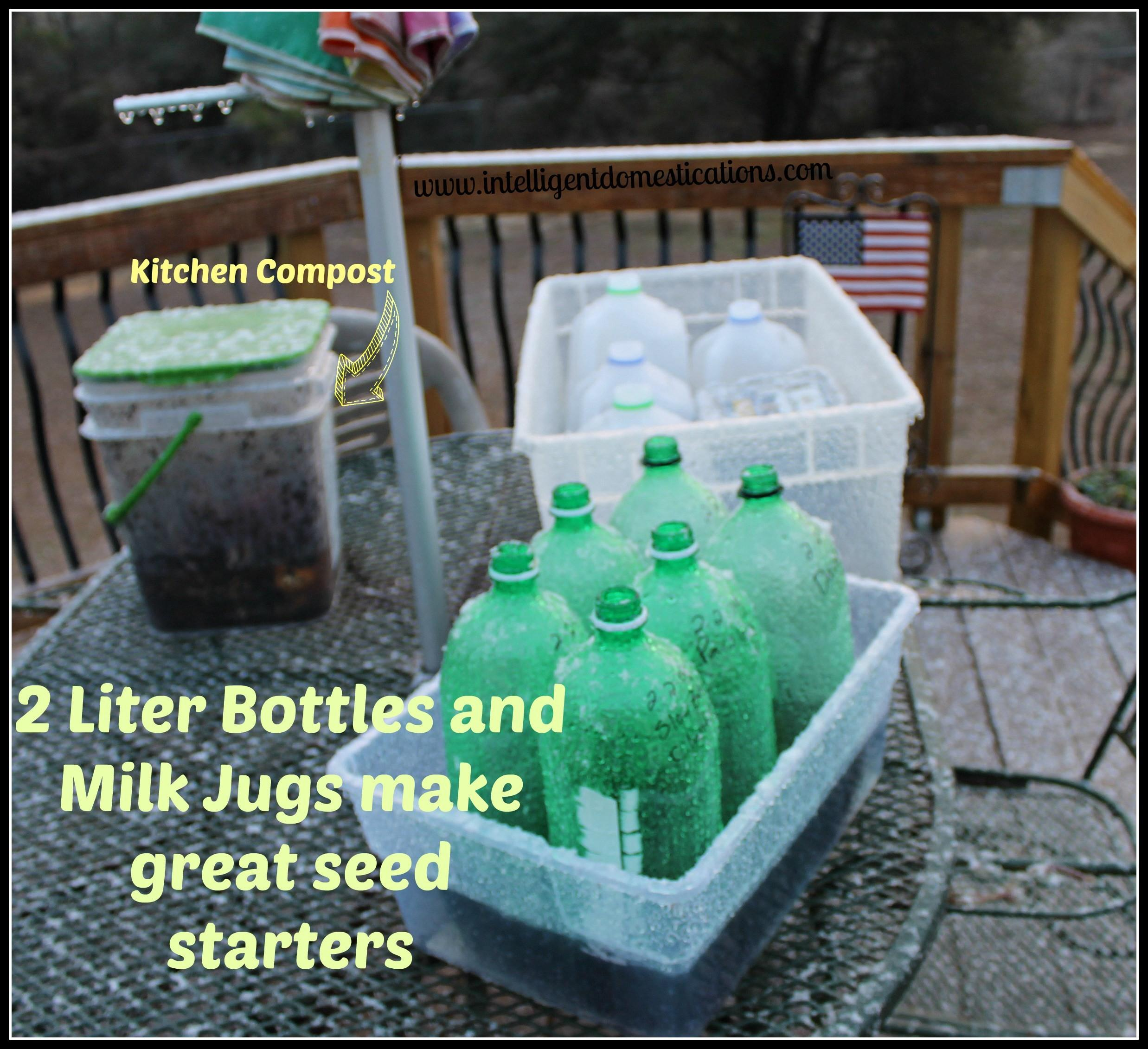 100 Christmas Crafts Milk Jugs Recycled Craft