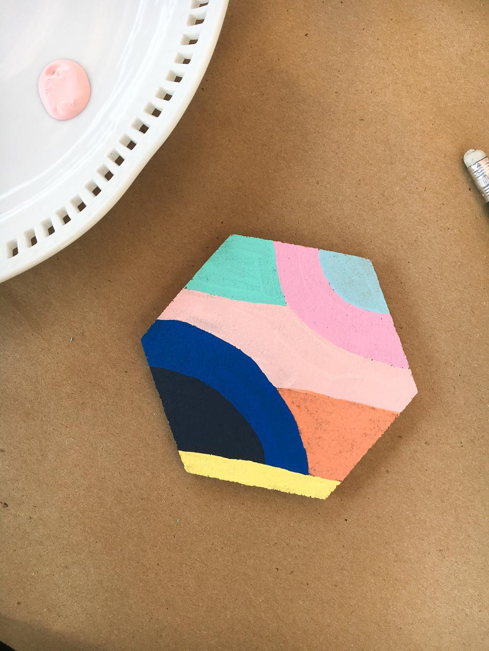 100 Coasters Diy Tile All Started