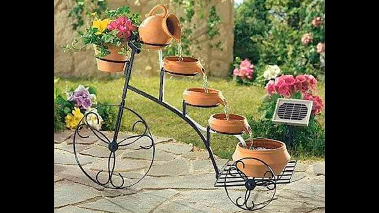 100 Creative Ideas Garden Decoration Design 2016