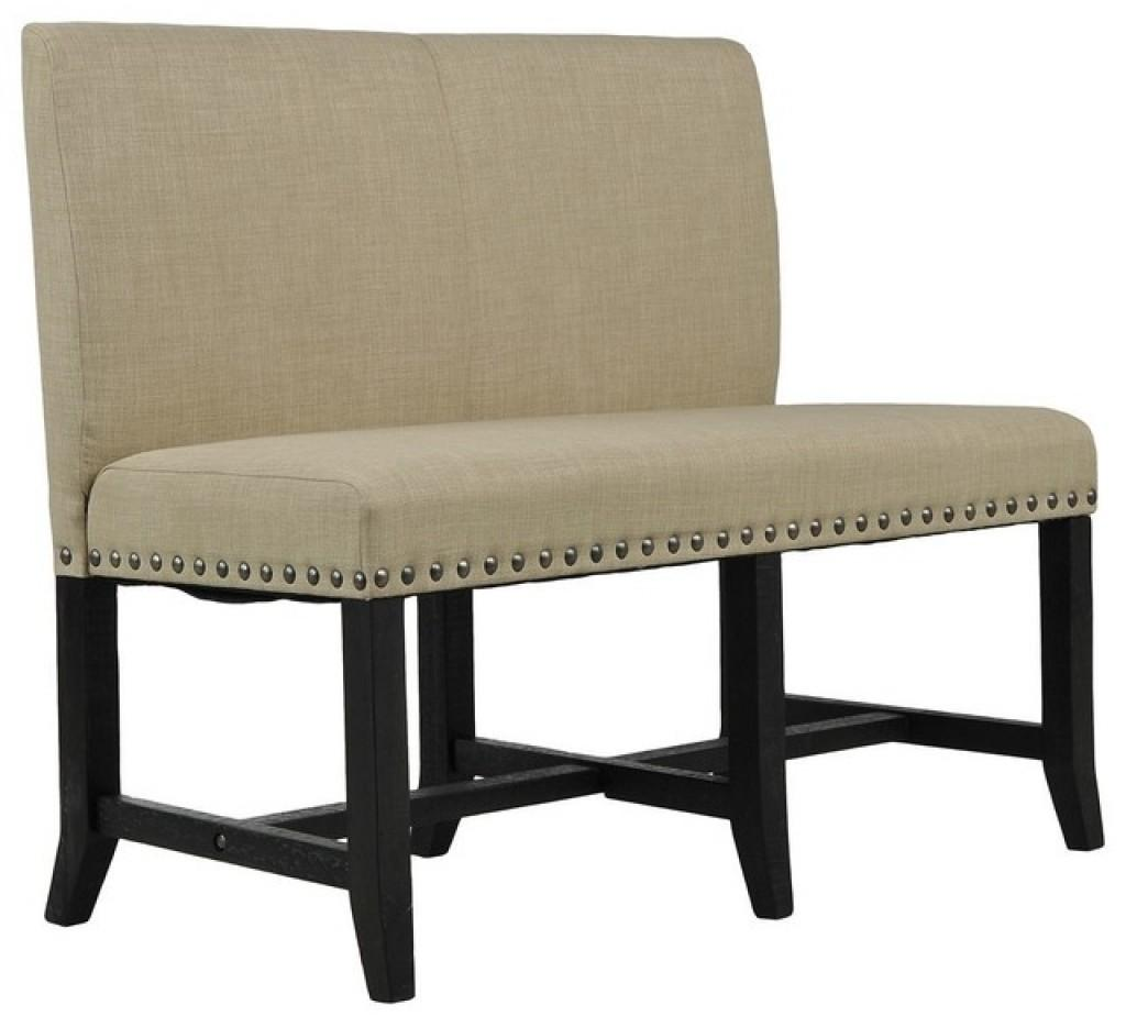 100 Dining Room Benches Backs Upholstered