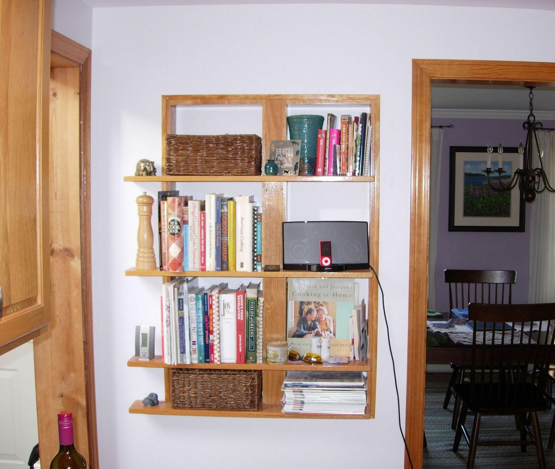 100 Dining Room Wall Shelves Kitchen