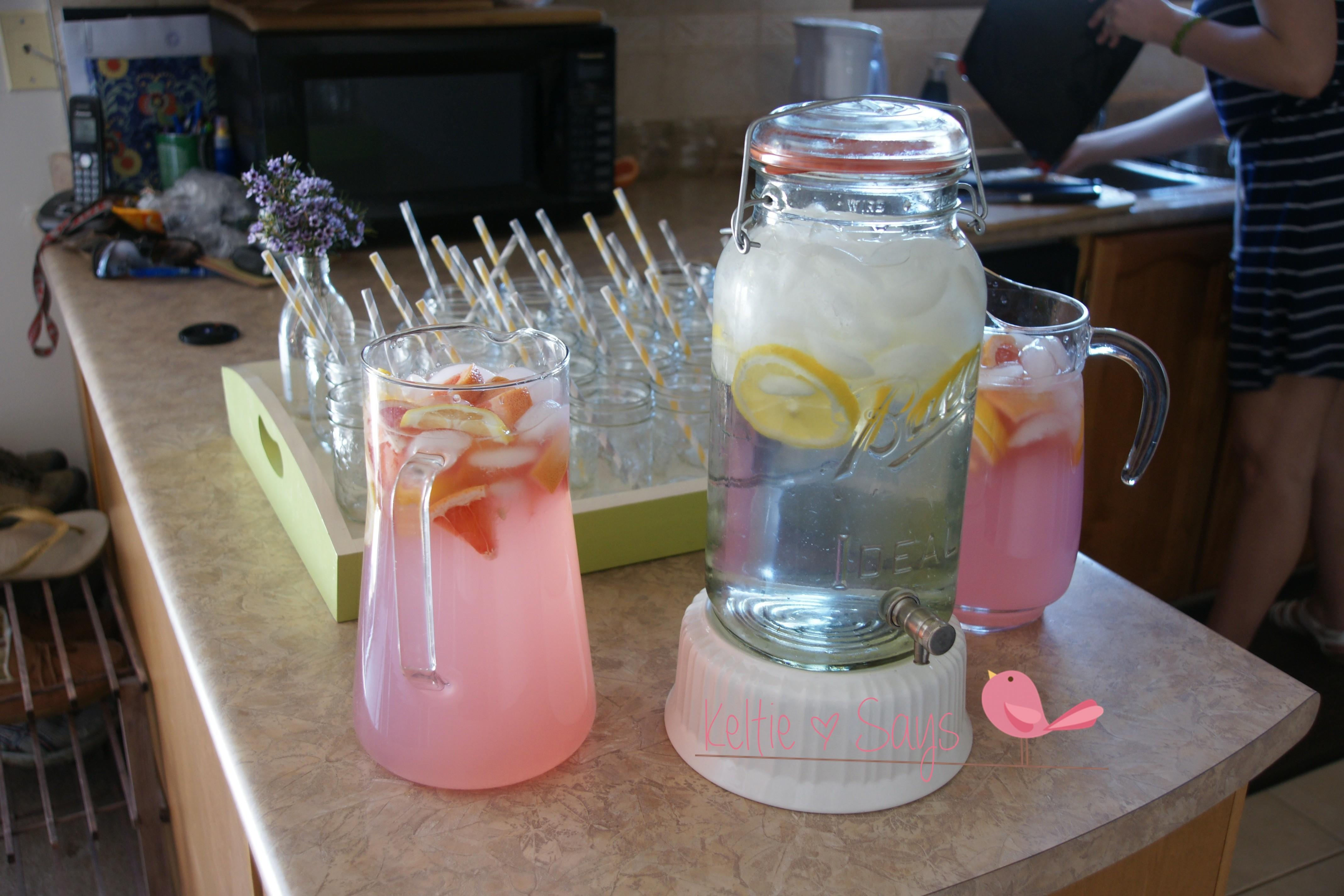 100 Drinks Baby Showers Safari Punch