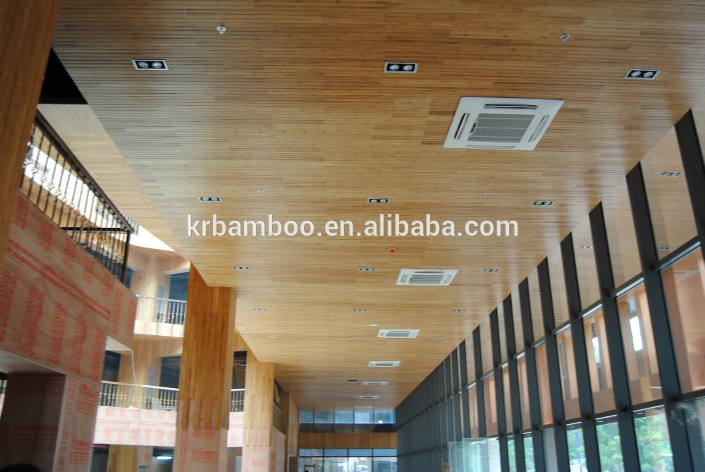 100 Eco Friendly Indoor Bamboo Wall Ceiling Panels