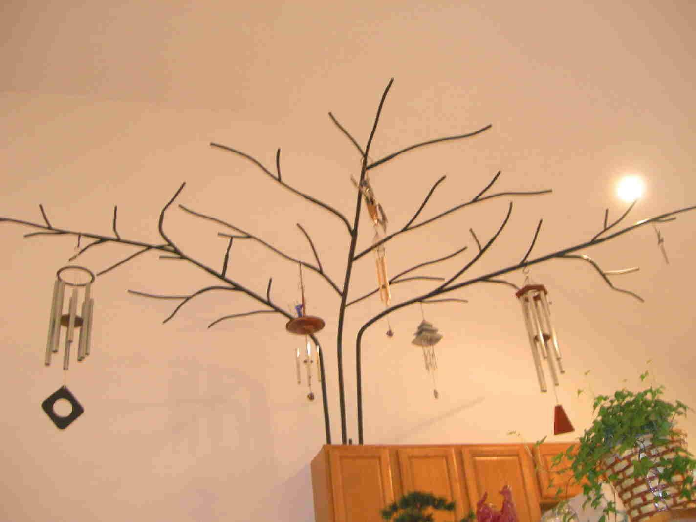 100 Faux Tree Branches Apple Blossoms