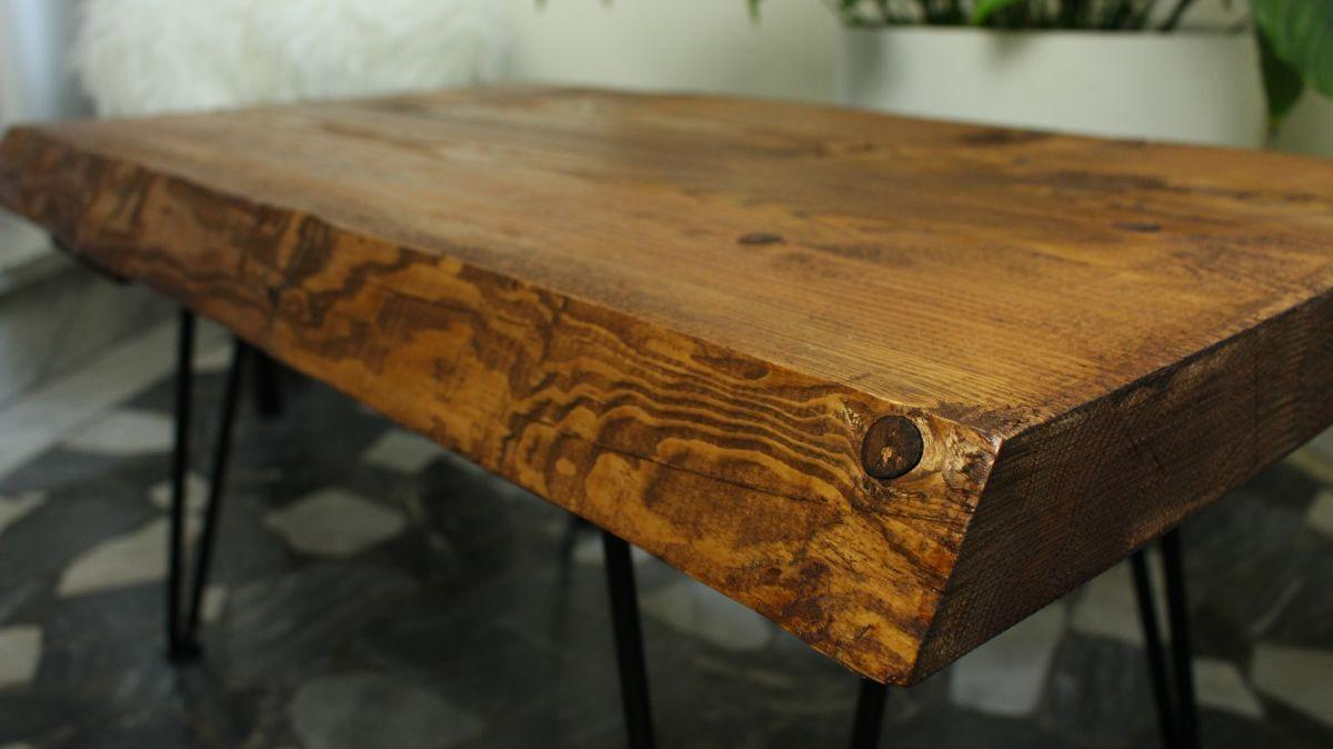 100 Hairpin Coffee Table Diy Tables