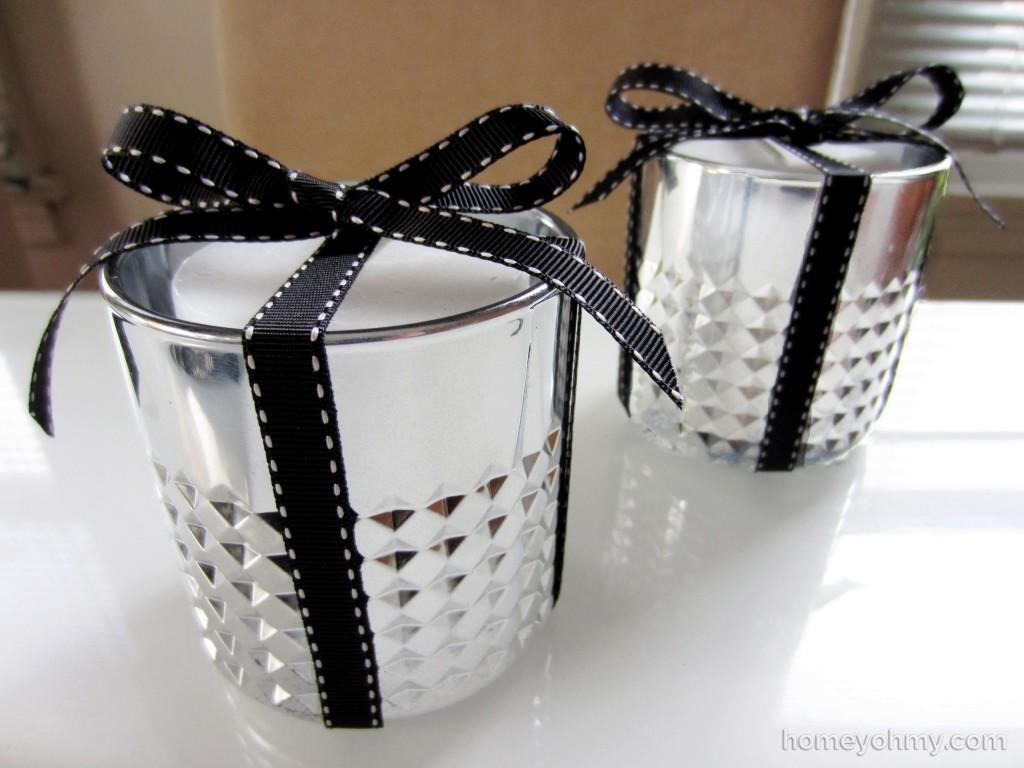 100 Home Interiors Votive Candle Holders Crystal