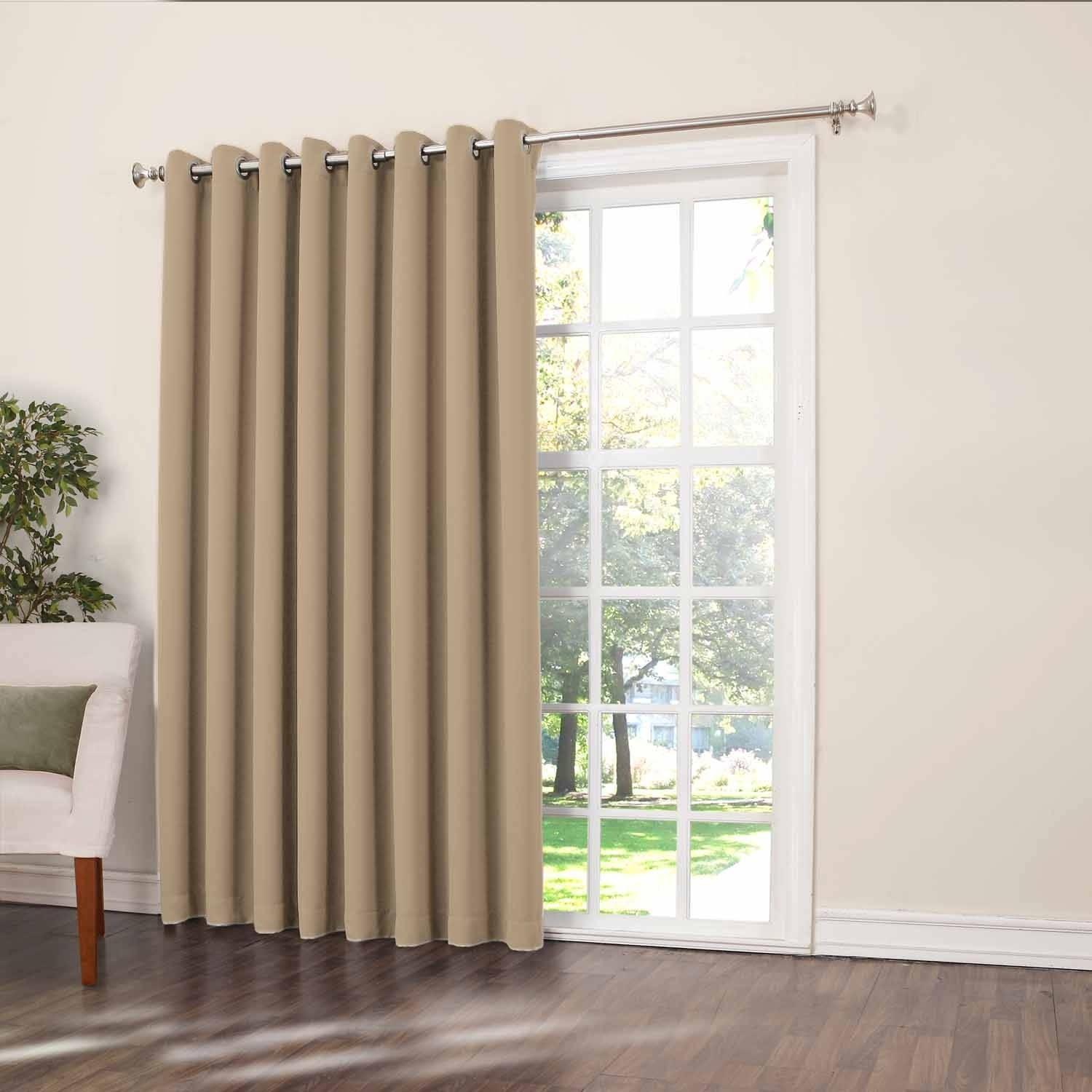 40 Professionally Curtains Sliding Glass Doors Inspiration That