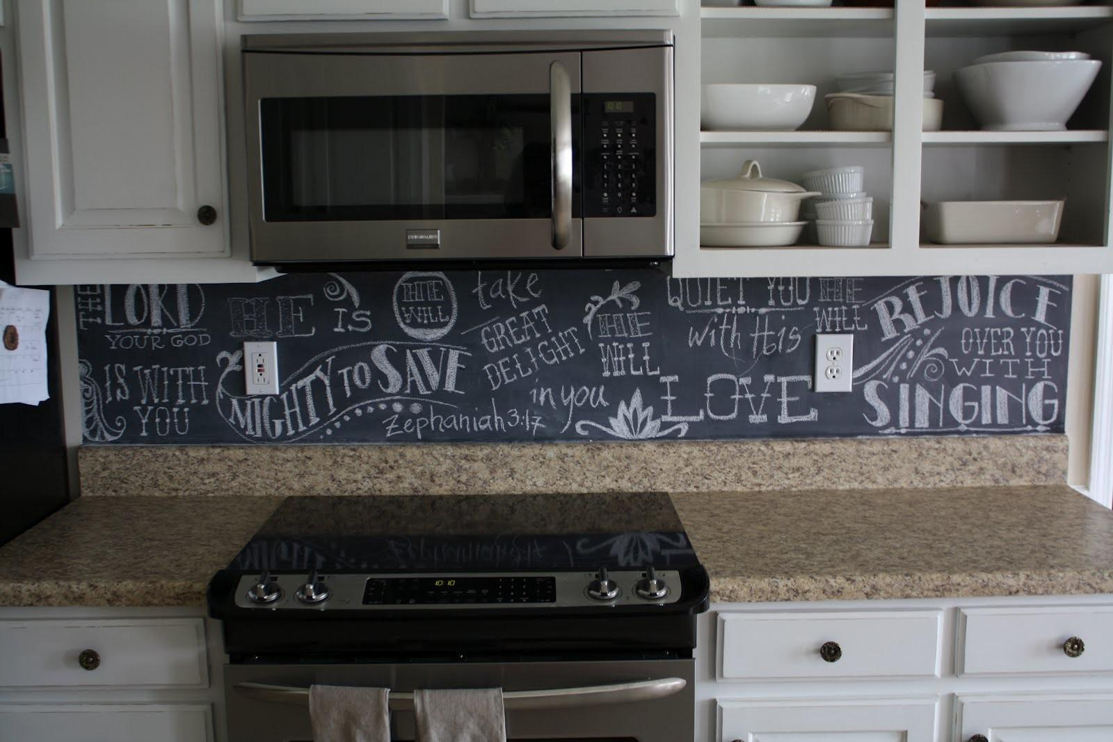 100 Kitchen Chalkboard Ideas Best