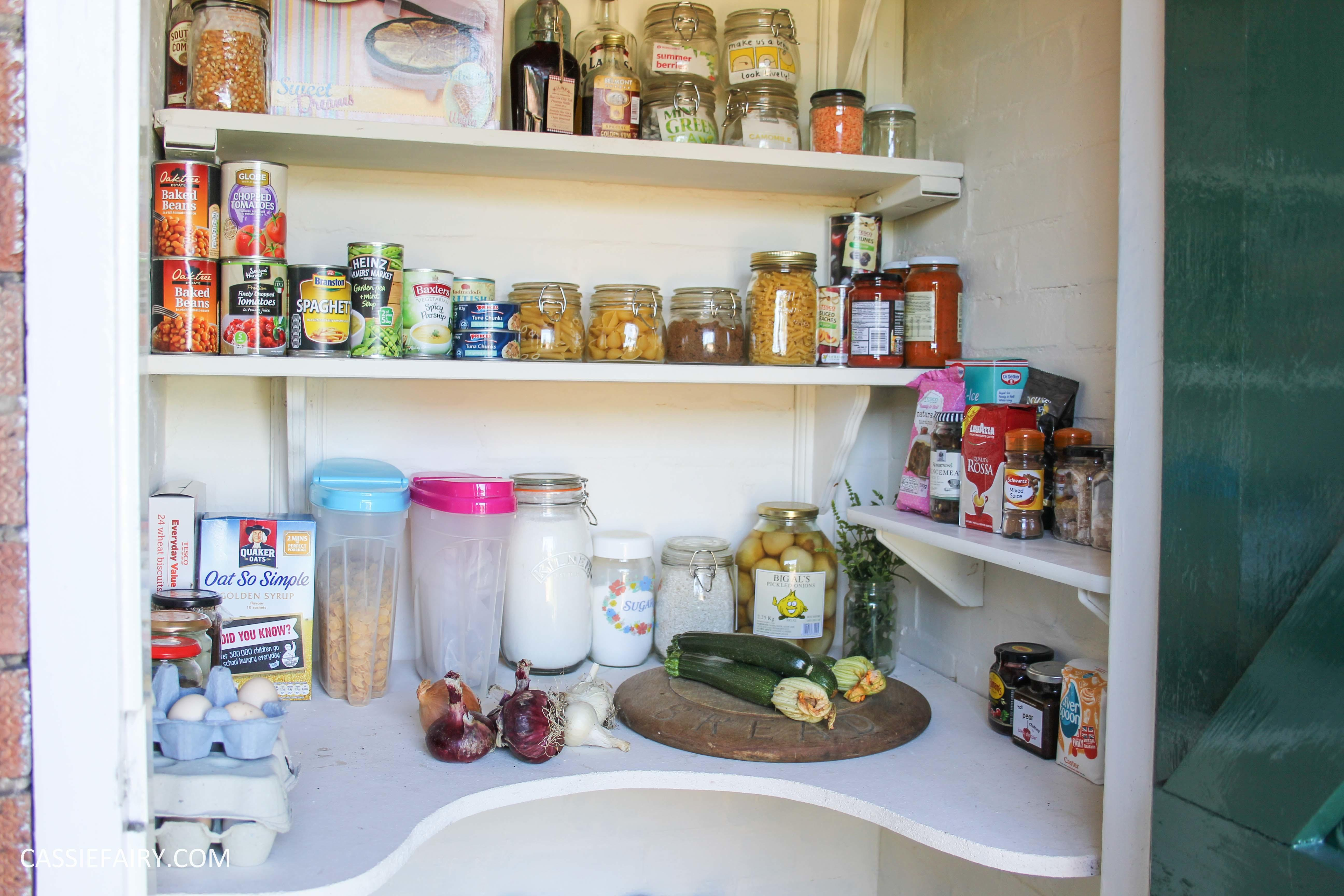 100 Kitchen Pantry Closet Organization Ideas