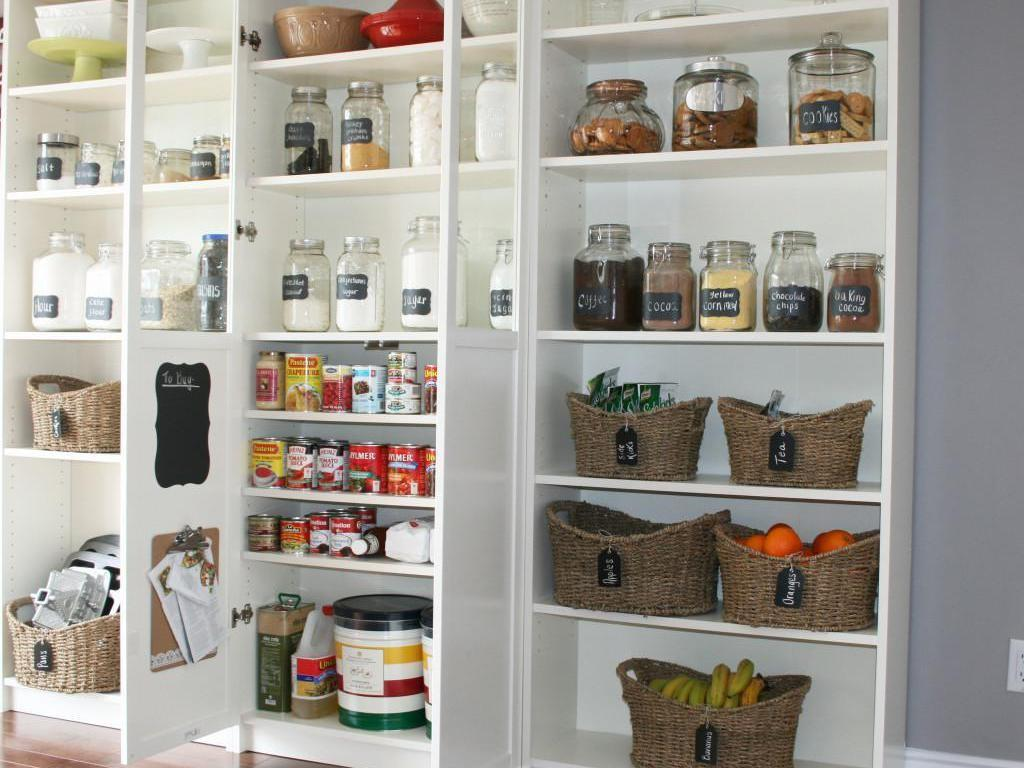100 Kitchen Pantry Ideas Small Kitchens