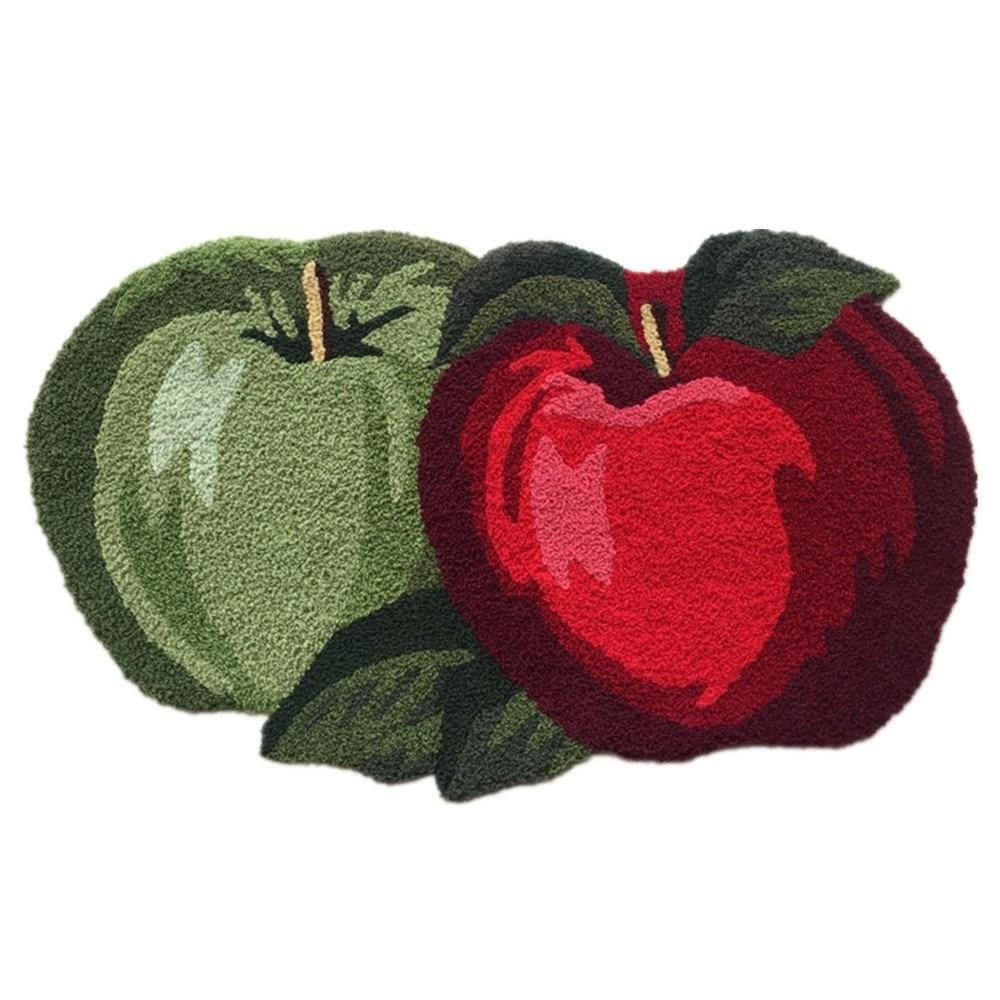100 Kitchen Rugs Fruit Design Room Isokern