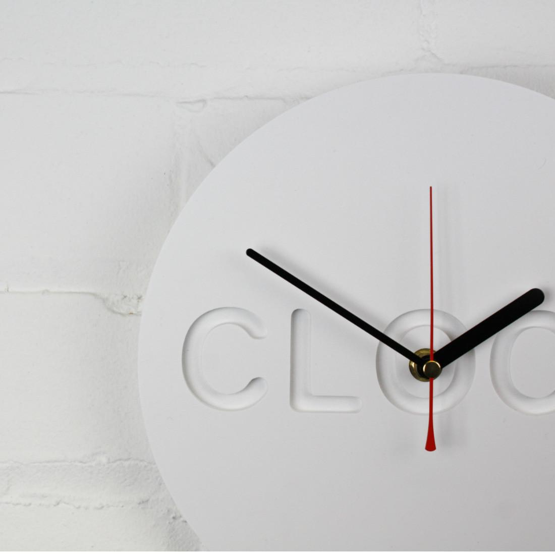100 Minimalist Wall Clock Contemporary Kitchen