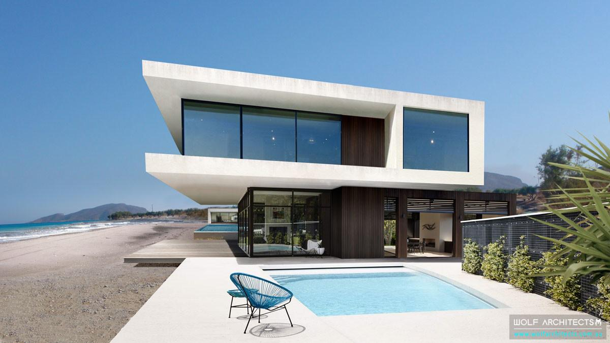 100 Modern Beach House Exterior Marvelous Decoratorist 118142