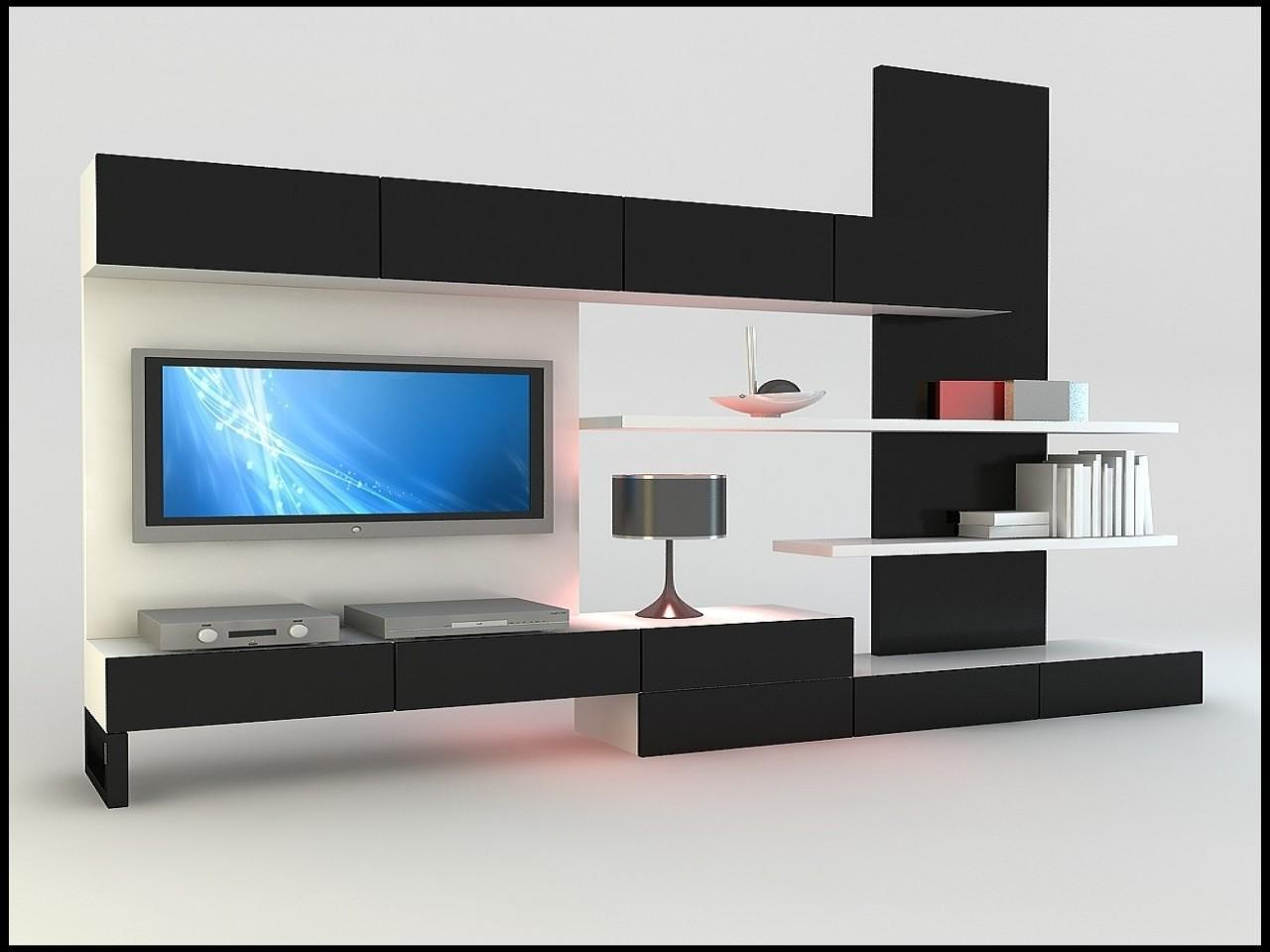 100 Modern Wall Units Home Design