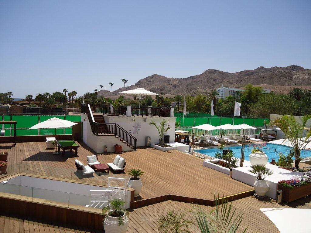 100 Orchid Reef Hotel Eilat Chamey Tveria