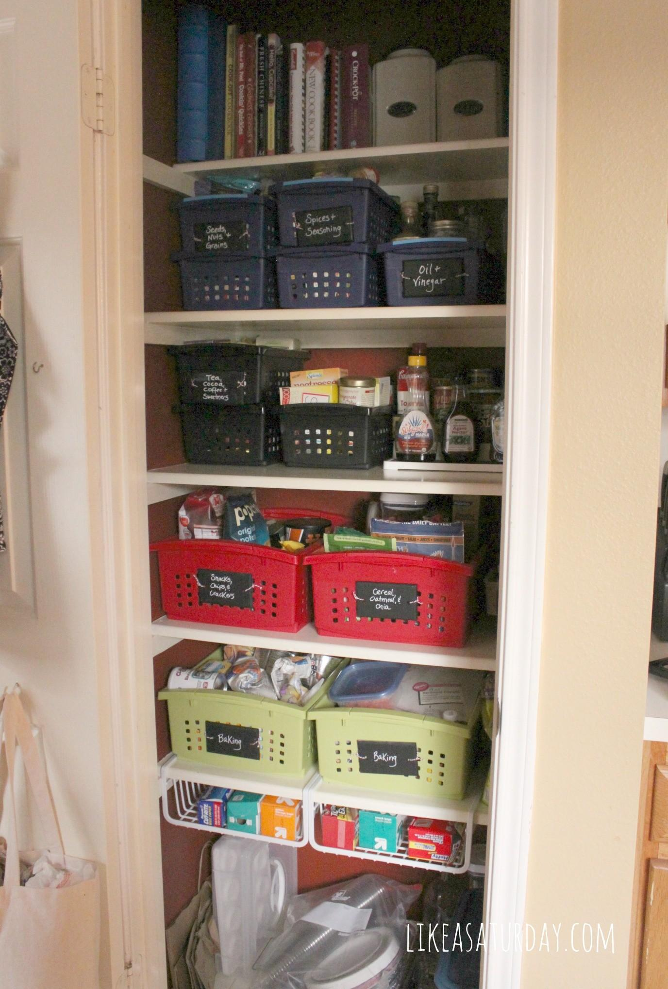 100 Organizing Kitchen Pantry Ideas Smart