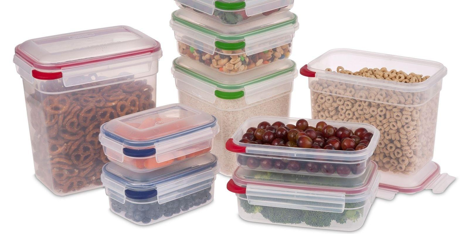 100 Outback Storage Containers