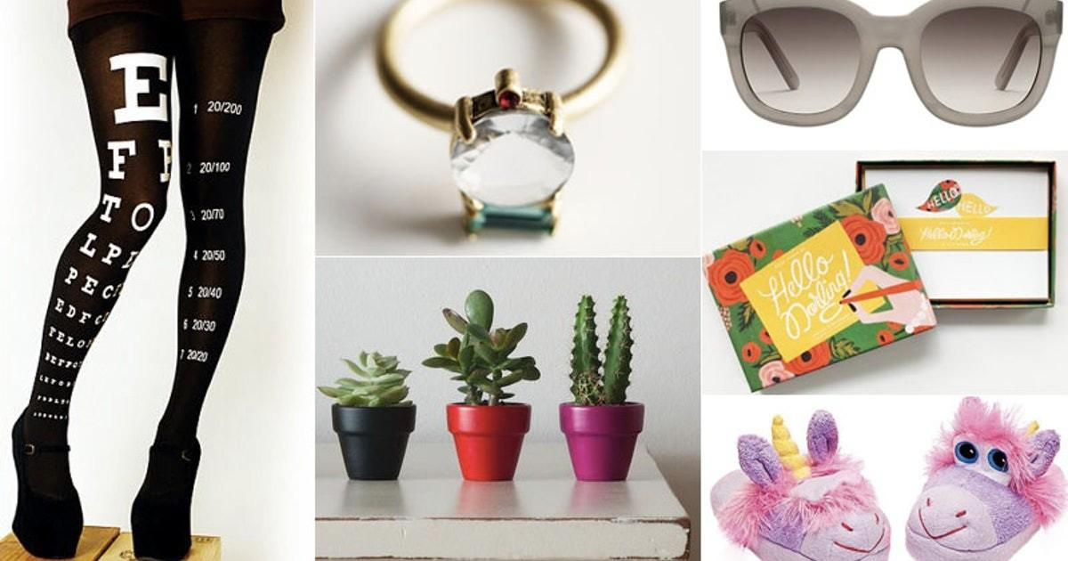 100 Perfect Holiday Gifts Under