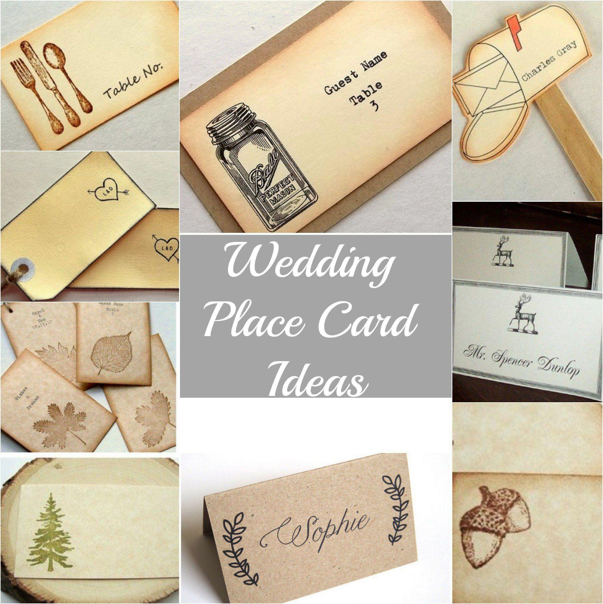 100 Place Card Holder Ideas Thanksgiving