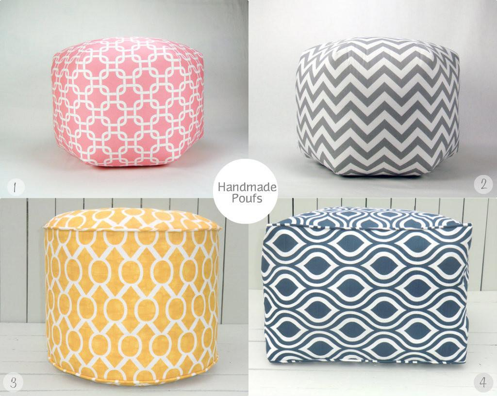 100 Pouf Furniture Appealing Decorative