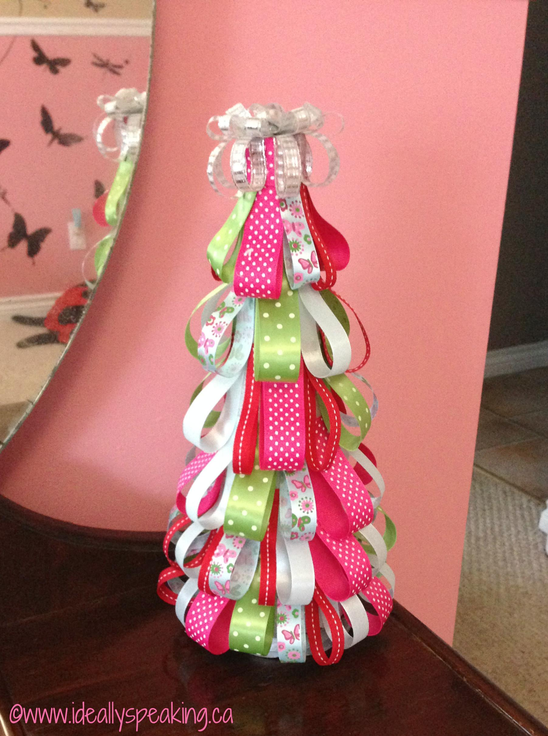 100 Ribbon Bead Christmas Tree Ornaments Best