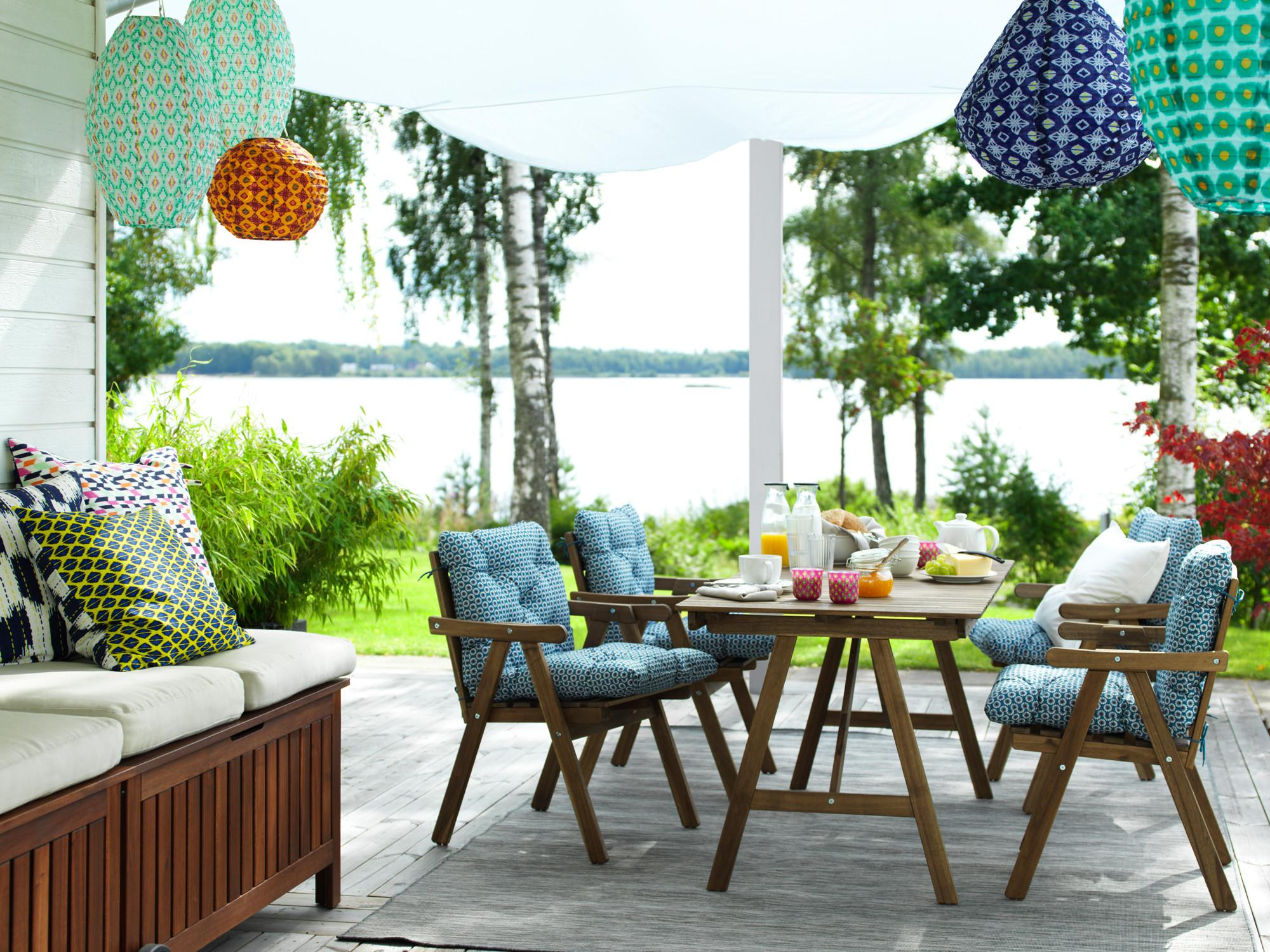 100 Summer Style Outdoor Chairs Wire