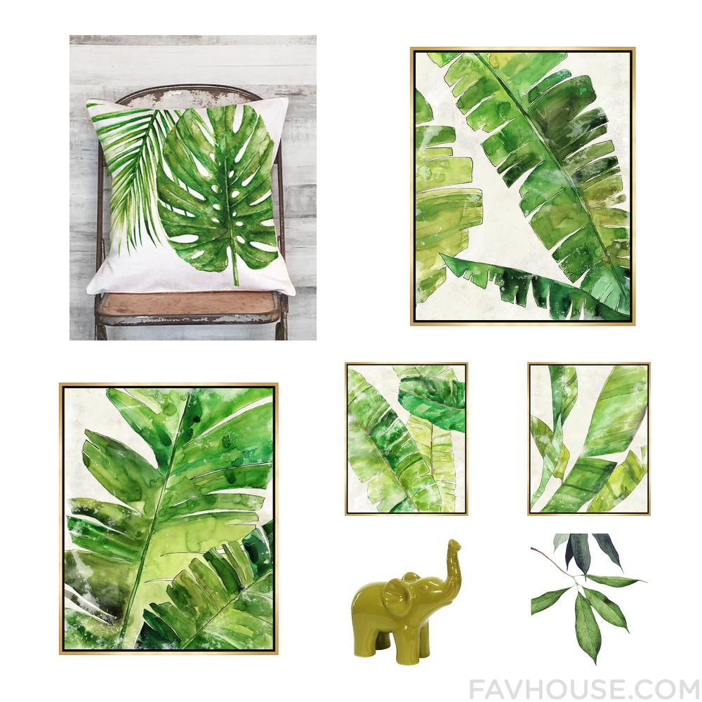 100 Tropical Home Decorations