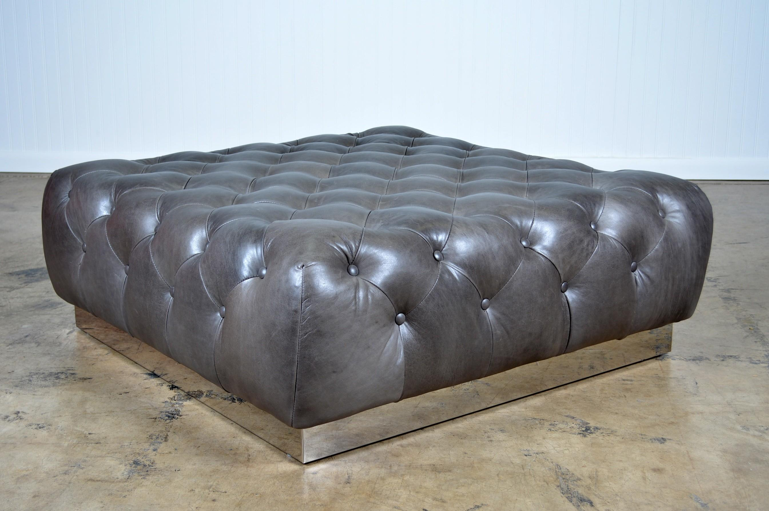 100 Upholstered Coffee Table Square