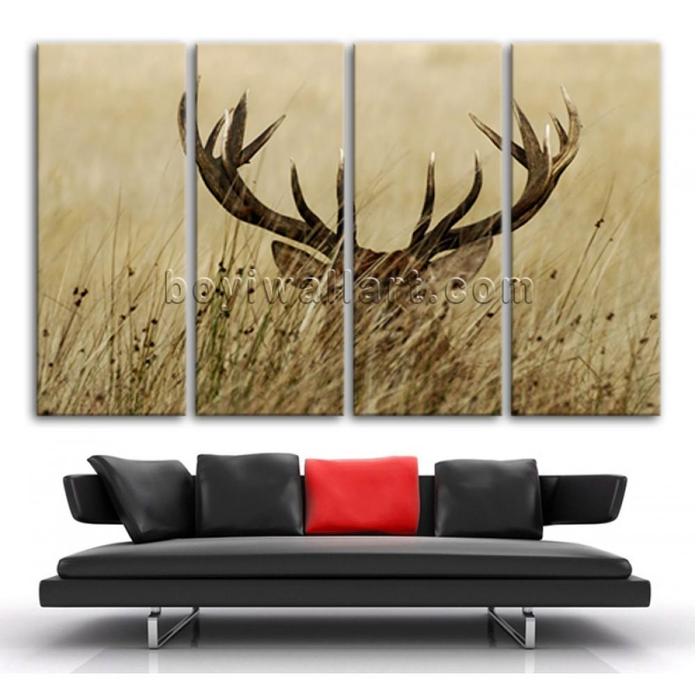100 Whitetail Deer Home Decor