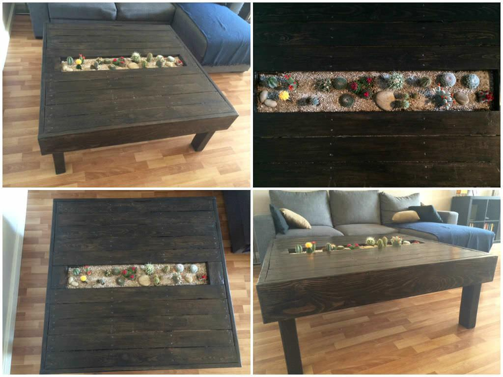 100 Wood Pallet Coffee Tables Reclaimed