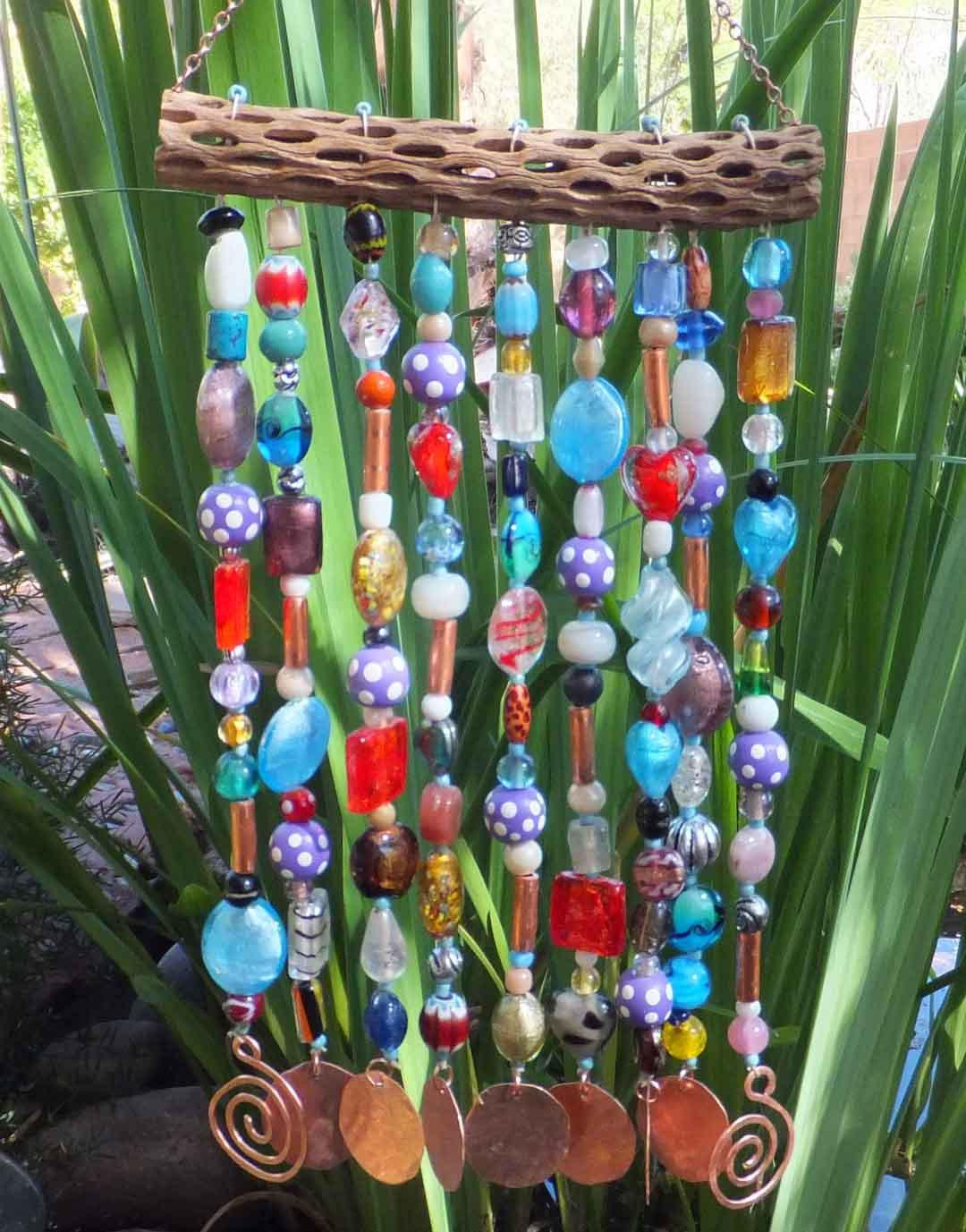 1000 Beaded Wind Chimes