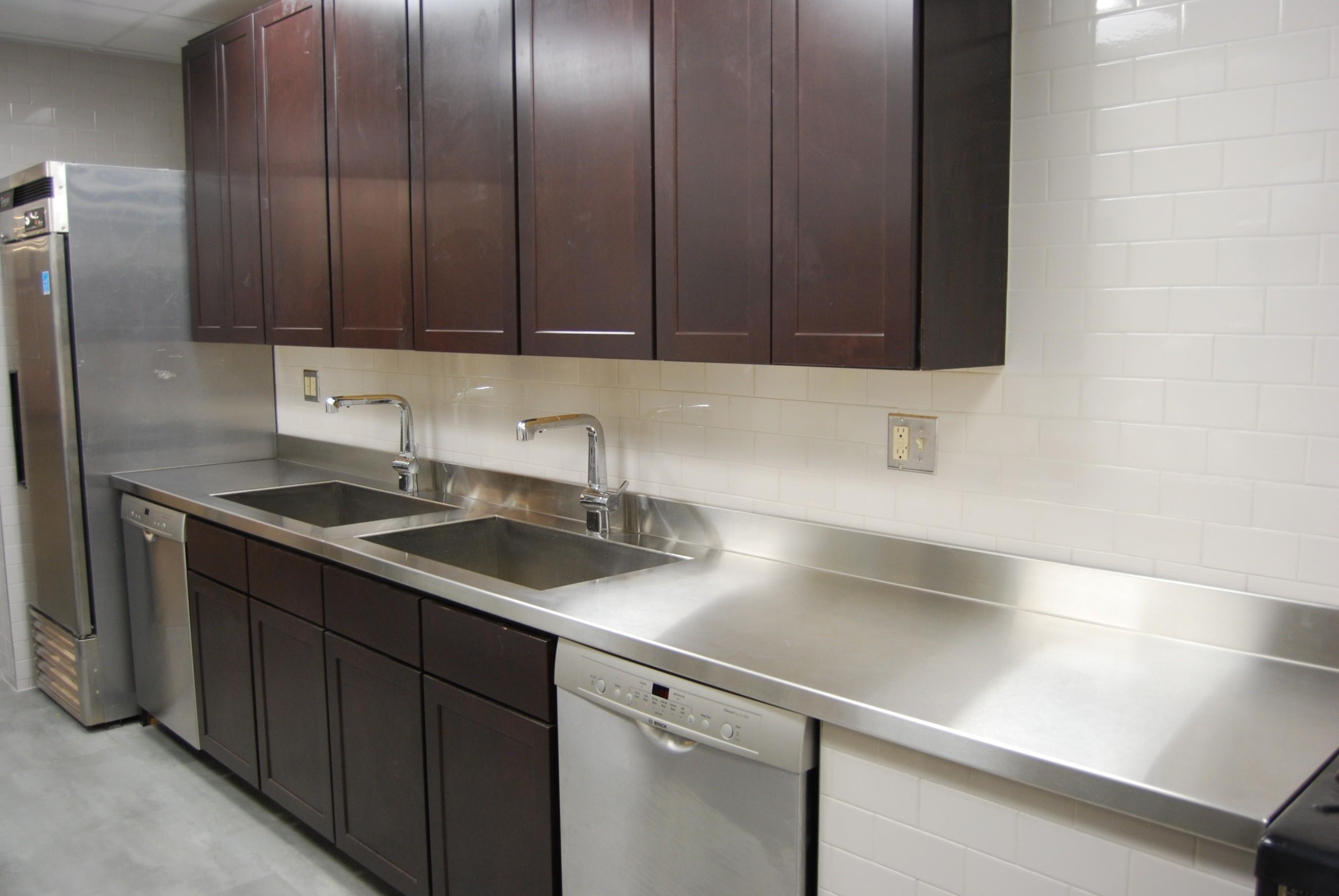 1000 Stainless Steel Countertops