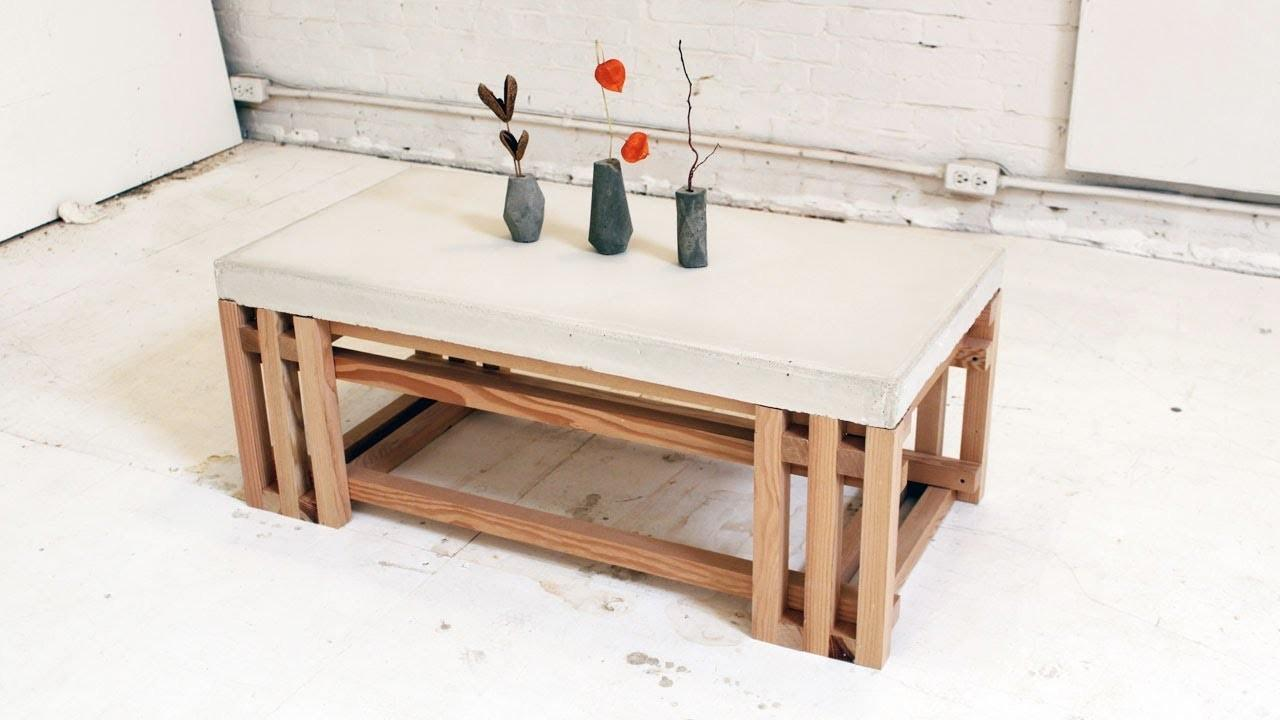 101 Simple Diy Coffee Table Plans