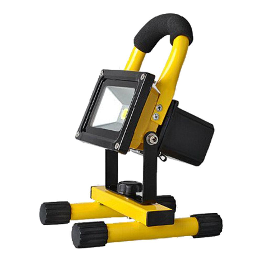 10w Led Flood Light Portable Outdoor Rechargeable Magnet