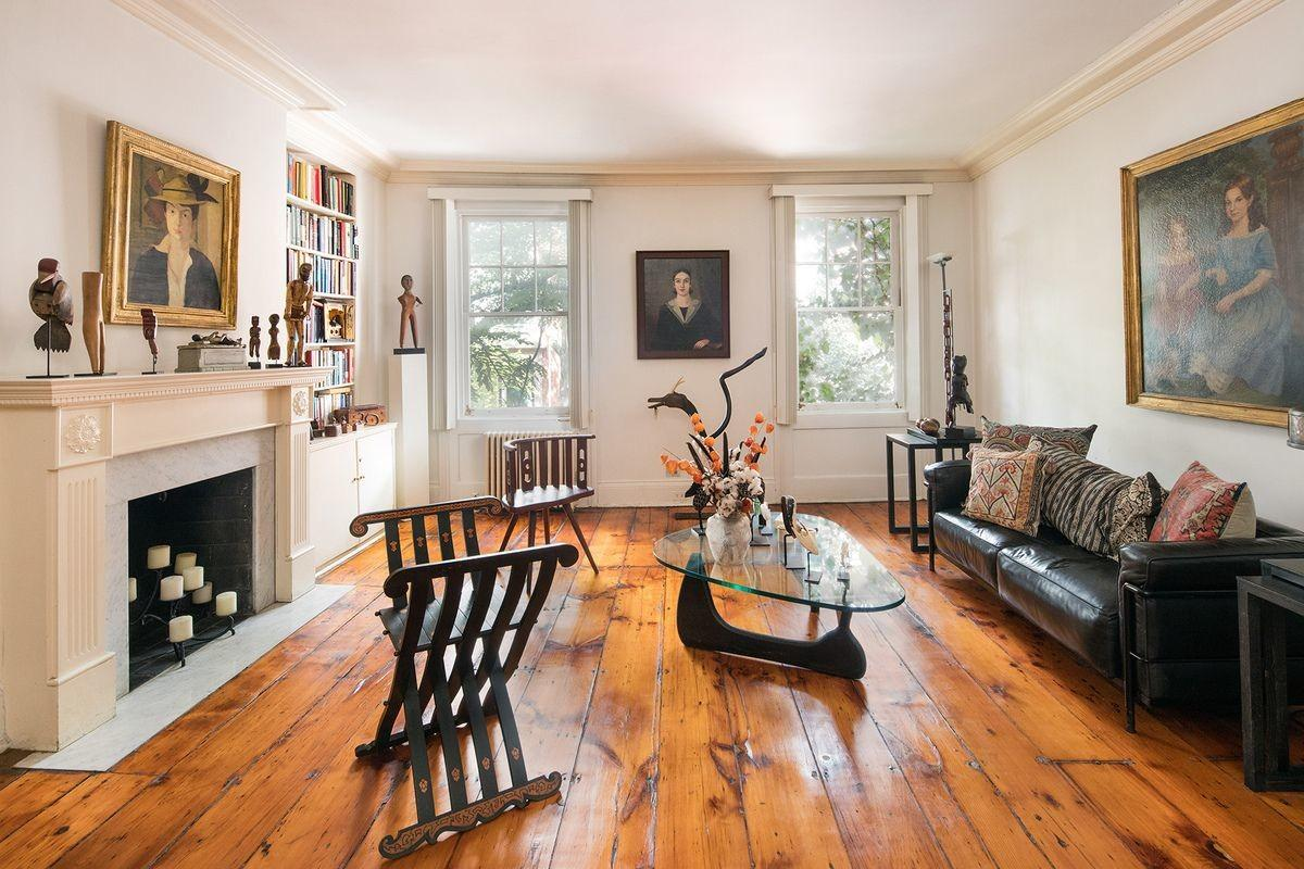 110 Year Old Park Slope Home Mod Makeover Wants