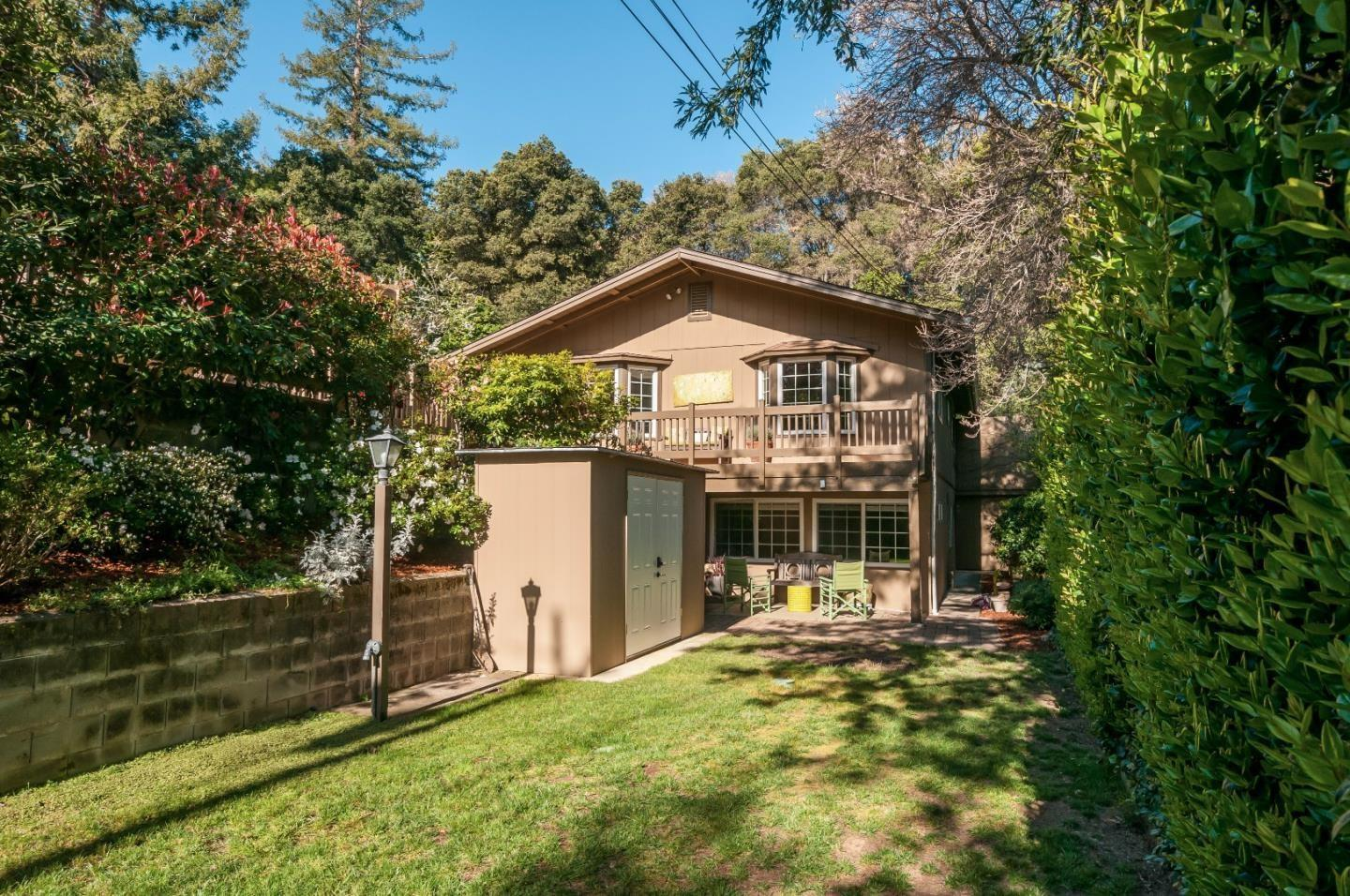 116 Russell Ave Portola Valley Mls