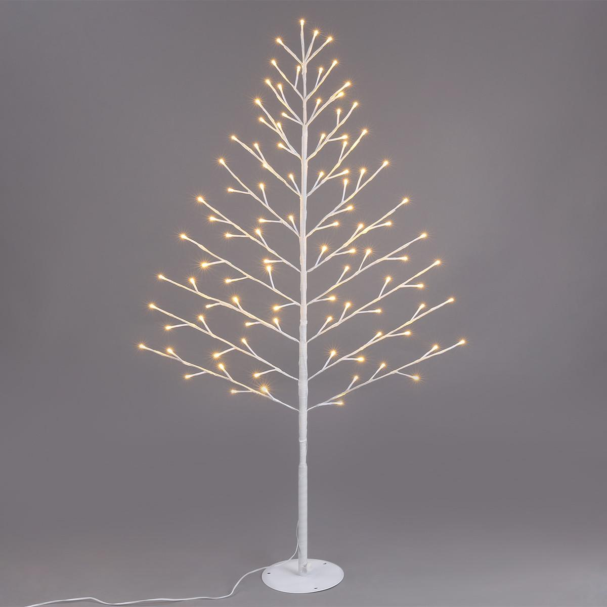 120cm Led Tree Lights Twig Lamp Yard Lobby Bedroom Bonsai