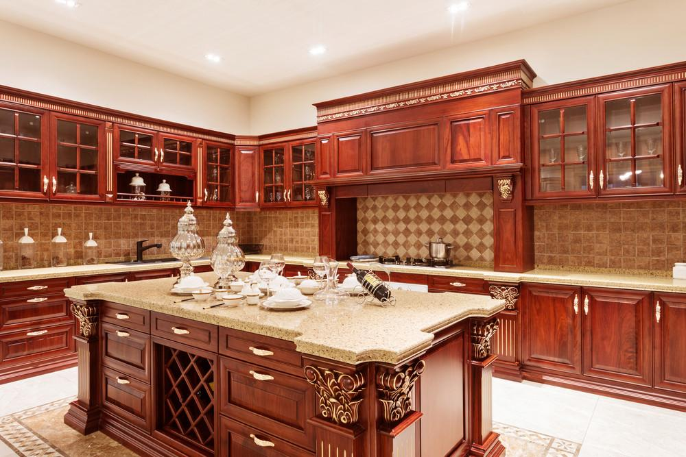 124 Custom Luxury Kitchen Designs Part