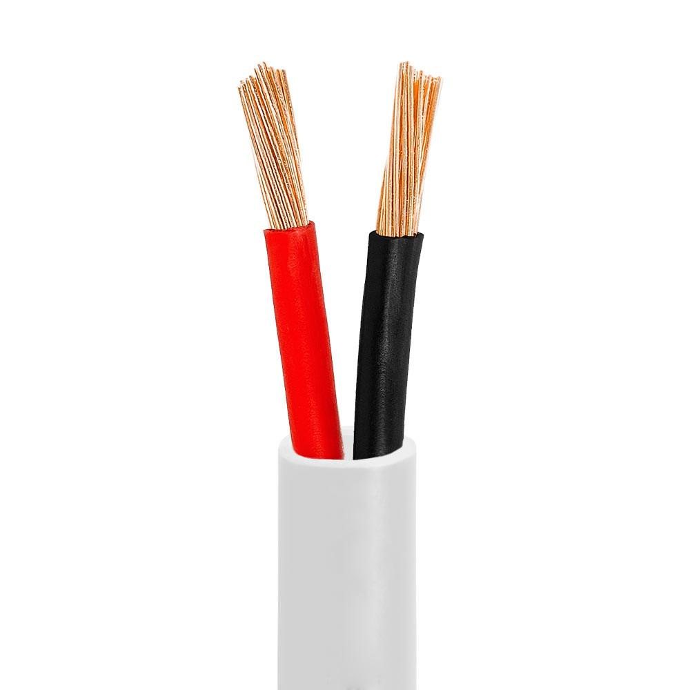 12awg Cl2 Rated Two Conductor Loud Speaker Cable 250feet