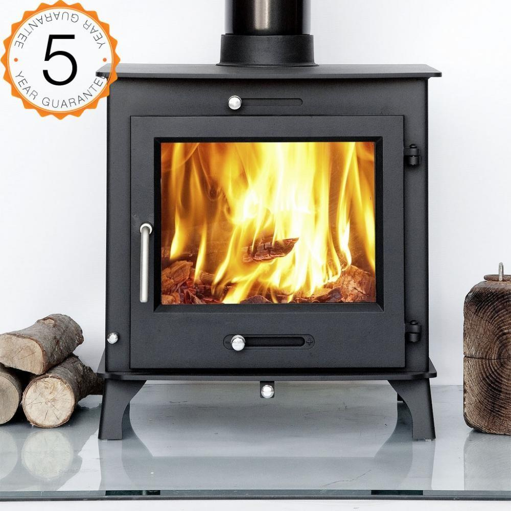 12kw Ottawa Clean Burn Contemporary Woodburning Stoves