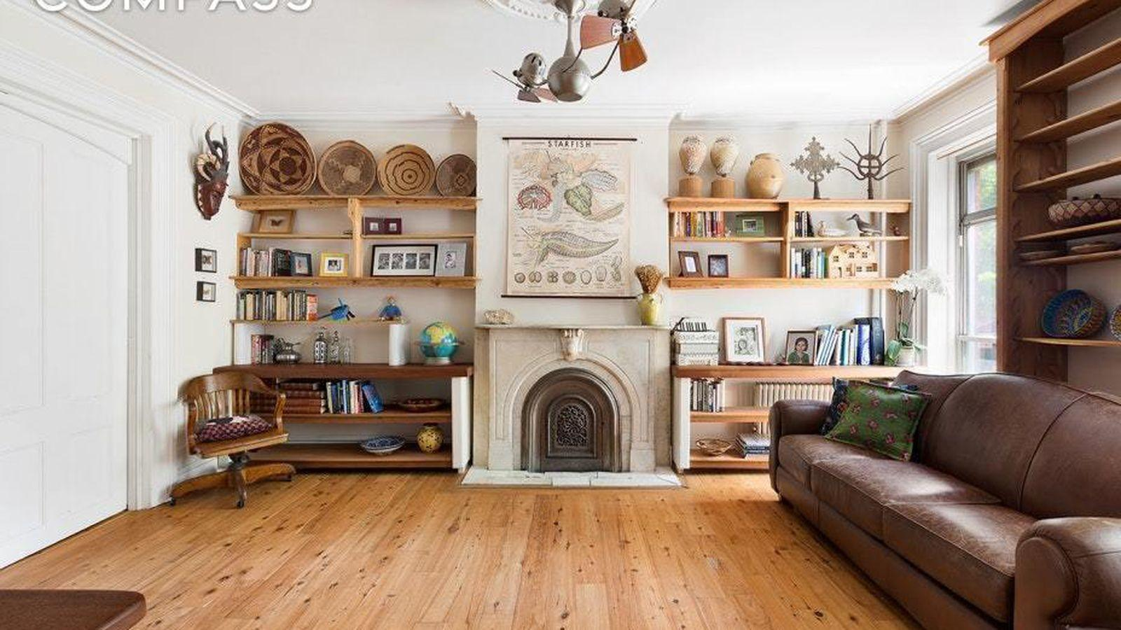 137 Year Old Carroll Gardens Home Contemporary