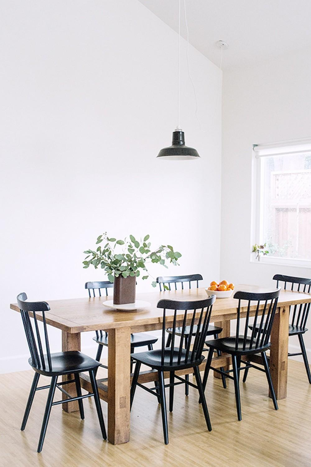 153 Awesome Diy Minimalist Table Dining Room Decorating