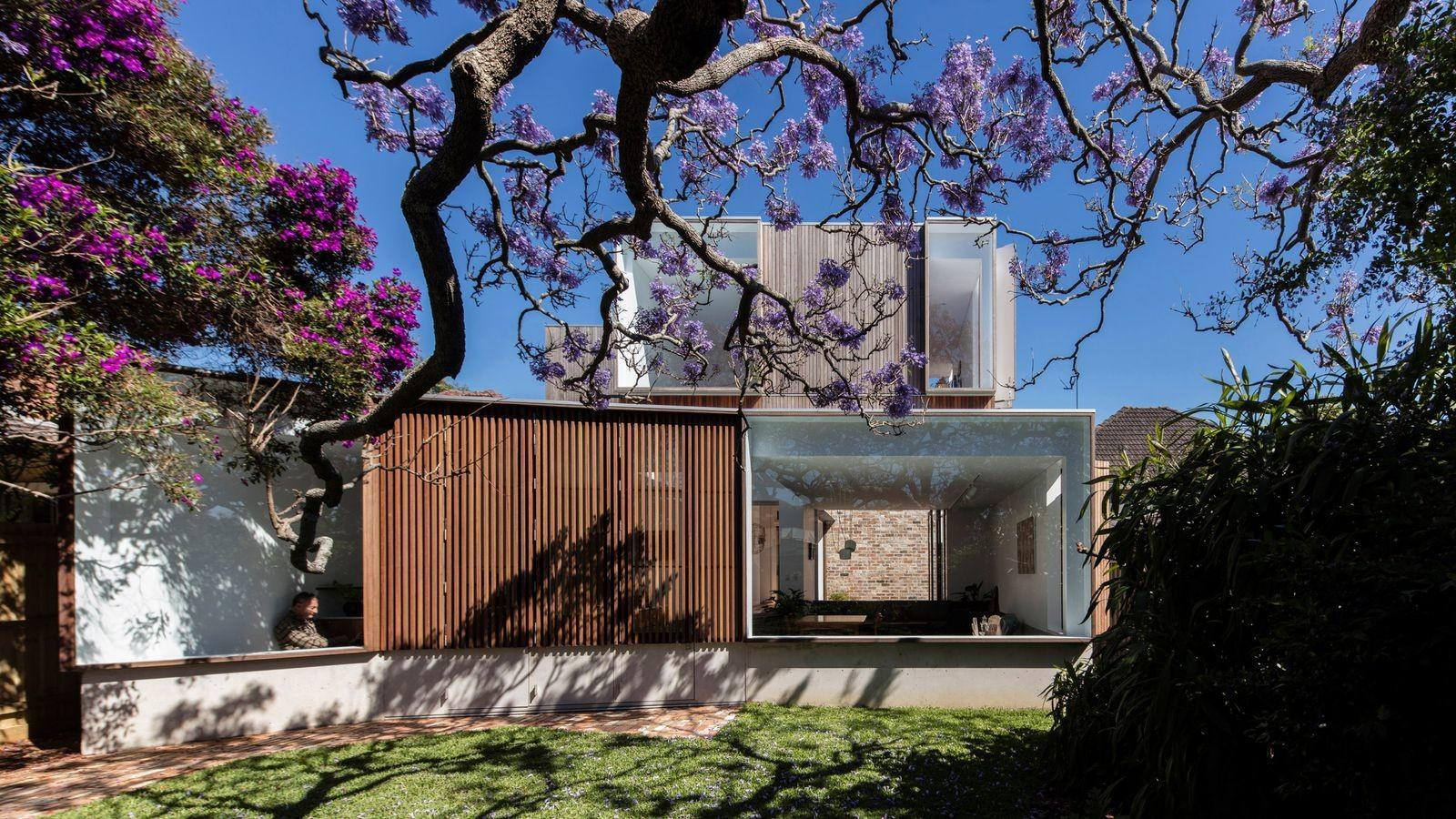 1917 Australian Cottage Gets Dazzling Extension Curbed