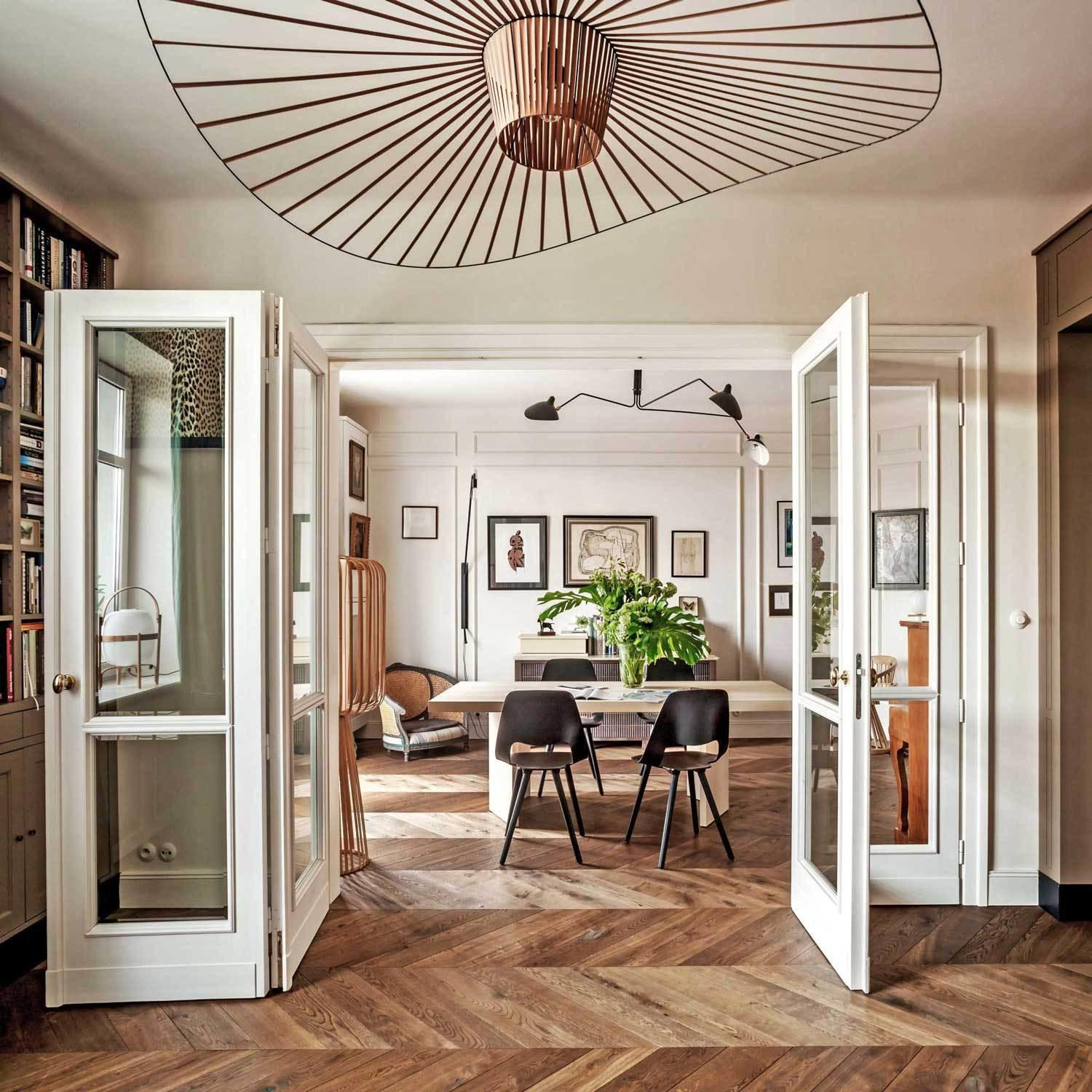 1930s Warsaw Apartment Renovation Colombe Design